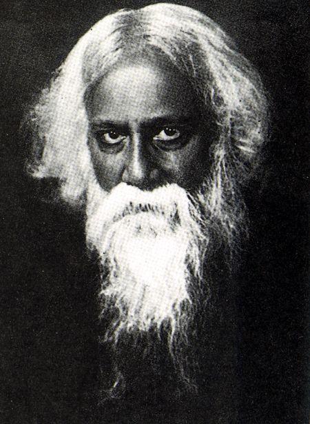 印度诗人 作家 音乐家泰戈尔