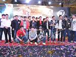 2011年第九届先锋东亚DJ大赛所有参赛选手合影