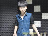 安徽凤阳DJ学员顾大双练习室照片
