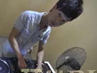 四川自贡DJ学员陈嘉伟机房练习照片
