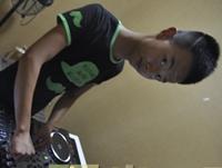 DJ学员吕毛毛机房练习照片