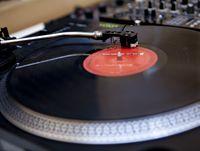锋梭黑胶唱机