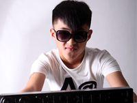 顶尖DJ学员罗浩杰