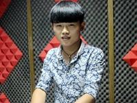 顶尖DJ学员何祥林机房练习照片