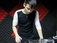 顶尖DJ学校学员王振华毕业考