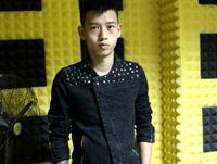 顶尖DJ学员刘振华机房练习照片