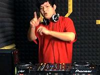 顶尖DJ学员李灿House接歌练习