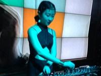 顶尖DJ女学员桑晨就业酒吧DJ打碟现场
