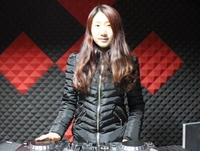 吉林长春DJ学员张倩机房练习图片