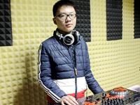 河南洛阳学员刘渡机房练习