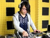 安徽安庆DJ学员吴金金机房练习照片