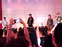 2015年安徽农业大学hiphop之夜