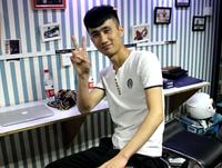 安徽学员张泽顶尖DJ学校学习照片