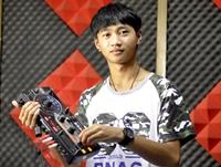 云南普洱DJ学员王源浩机房照片