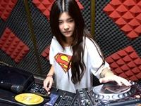 安徽阜南DJ学员张悦机房照片