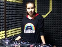 甘肃兰州DJ学员马宝婷