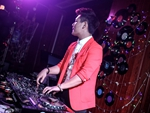 顶尖DJ学校内部学员接歌交流赛学员马振宇