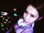 顶尖DJ学校美女学员陈卓兰苏州A8就业现场