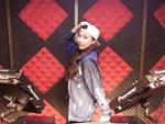 广西DJ学员刘明月机房照片