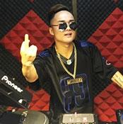 顶尖DJ学校学员徐威毕业考