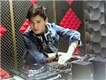 安徽六安DJ学员窦啟瑞机房照片