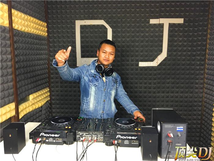 顶尖DJ学校学员李国顺E阶段考试