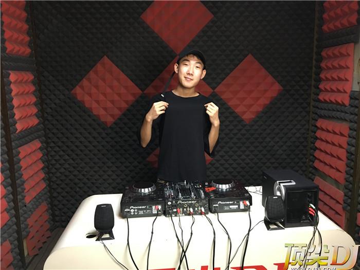 吉林顶尖DJ学校学员彭源浩D阶段考试