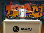 辽宁DJ学员张博伦机房照片