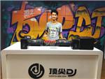 甘肃DJ学员高雪健机房照片