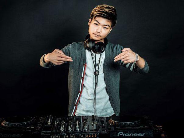 顶尖DJ学校学员温杰
