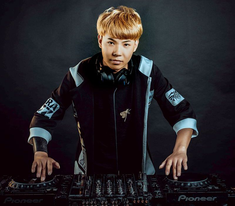 顶尖DJ学校学员闫亚伟