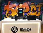 甘肃DJ学员潘江机房照片