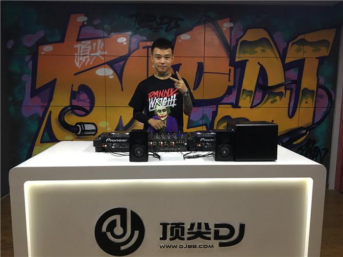 贵州顶尖DJ学校学员周煌程D阶段考试
