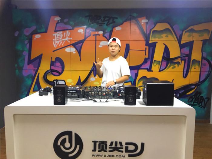 安徽顶尖DJ学校王梓丞E阶段考试