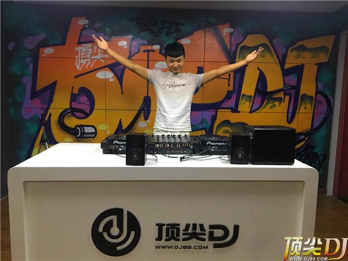 安徽顶尖DJ学校孟坤D阶段考试