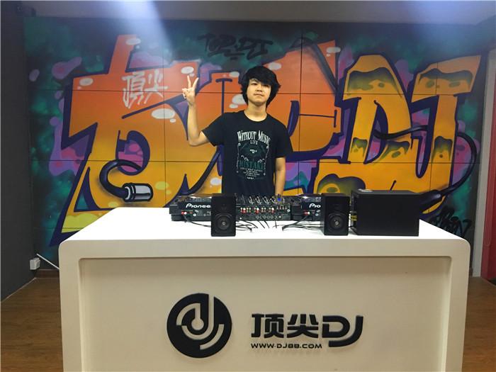 天津顶尖DJ学校郭春阳毕业考试