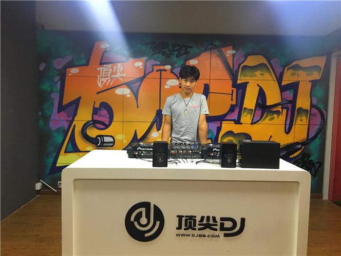 云南顶尖DJ学校学员白胜斯D阶段考试
