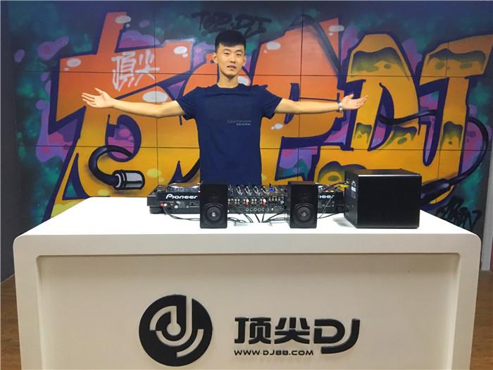 河北顶尖DJ学校学员韩尚D阶段考试