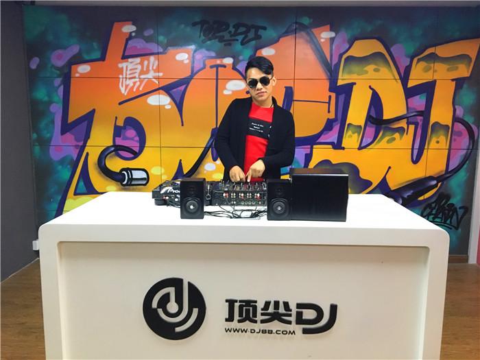 安徽顶尖DJ学校学员张世冬D阶段考试