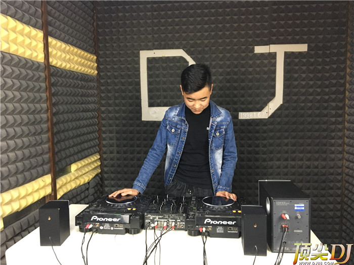 顶尖DJ学校学员程善林D阶段考试