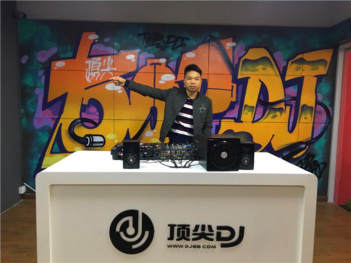 贵州顶尖DJ学校学员杨松毕业考试