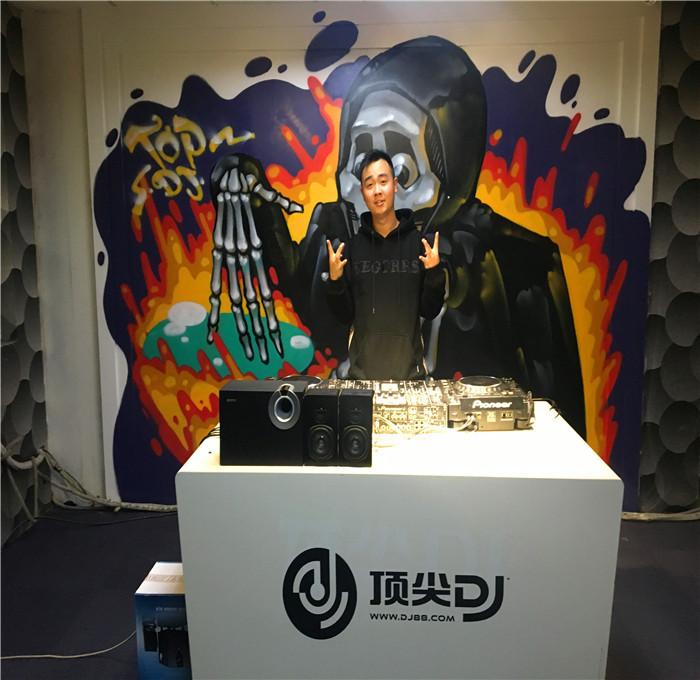 重庆顶尖DJ学校学员李陶D阶段考试