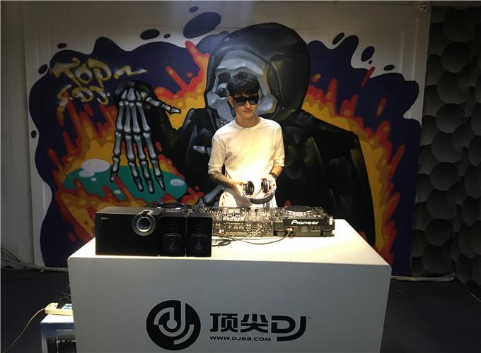 安徽顶尖DJ学校学员田帅D阶段考试