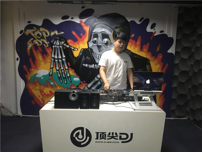 山西顶尖DJ学校学员武鑫D阶段考试